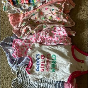 Carters 18 month bundle